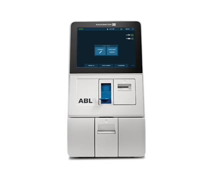abl9 blood gas analyzer
